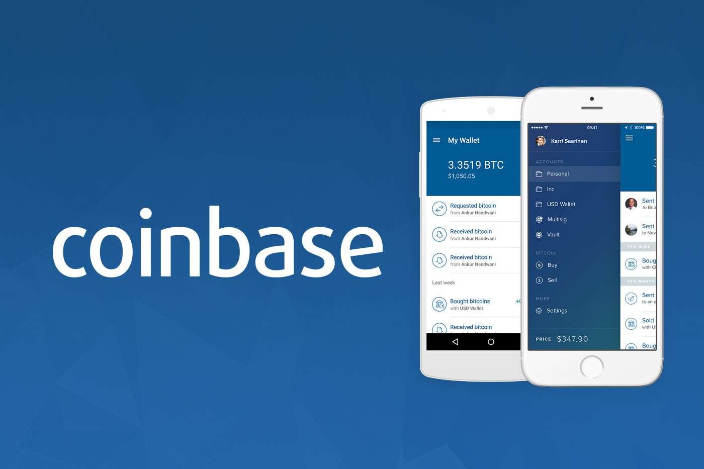 Coinbase - kupuj kryptowaluty za pomocą karty kredytowej/debetowej