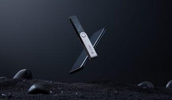 Portfel sprzętowy Ledger Nano X