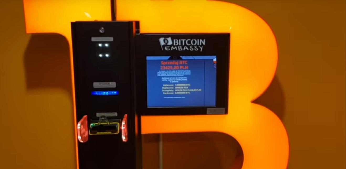 Bitomaty (bankomaty bitcoinów) w Polsce - lista, adresy, mapa, anonimowość, maksymalne kwoty