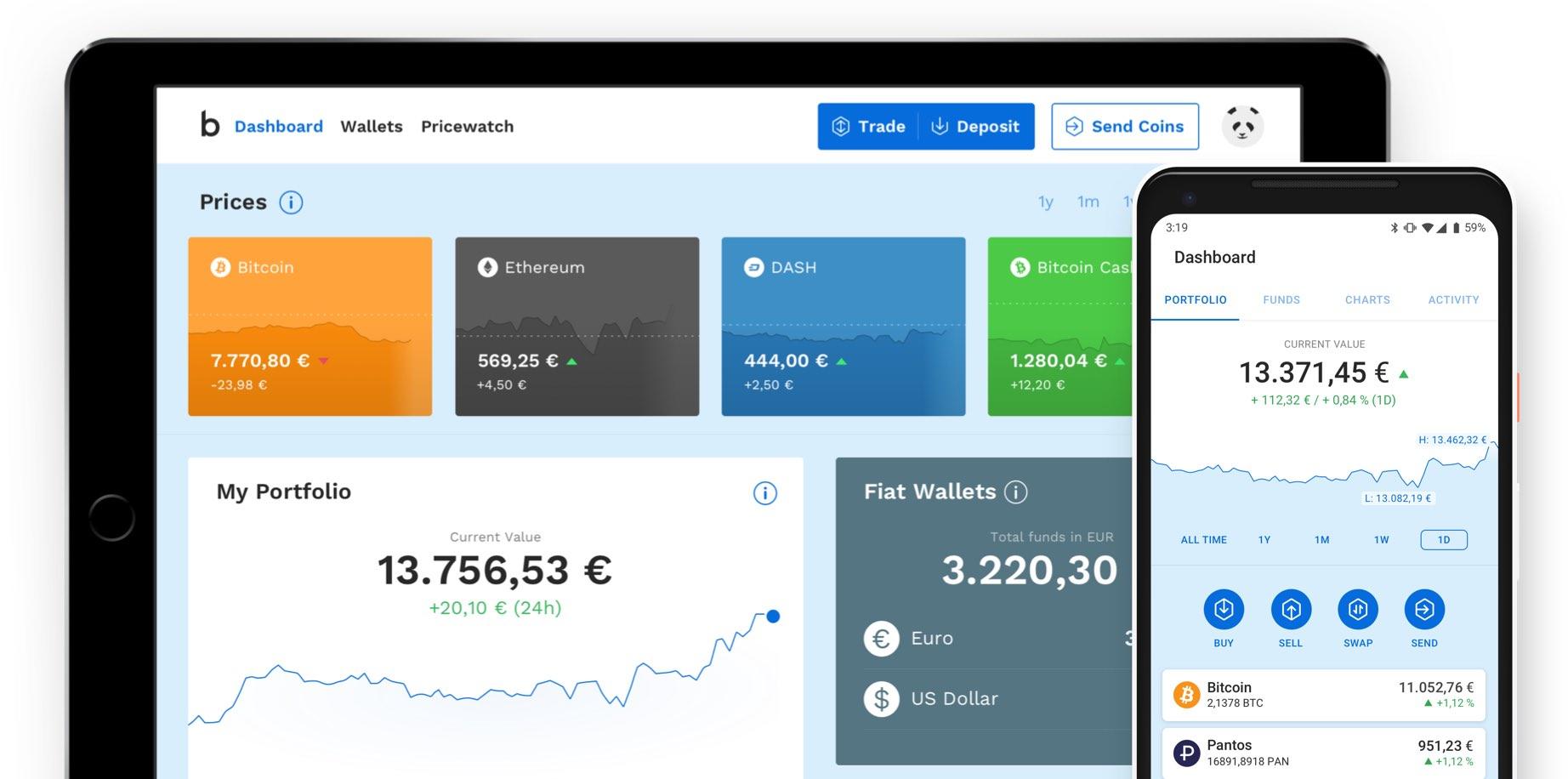BitPanda.com - opinie, promocja, weryfikacja, prowizje