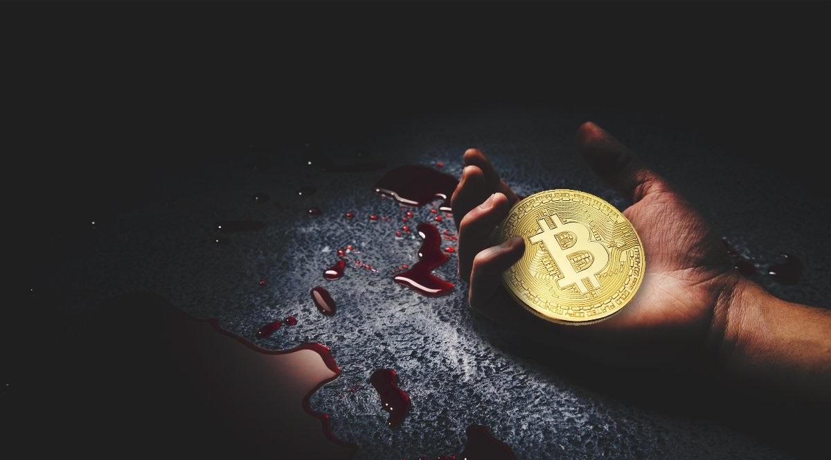 Bitcoin i kolejne morderstwo!