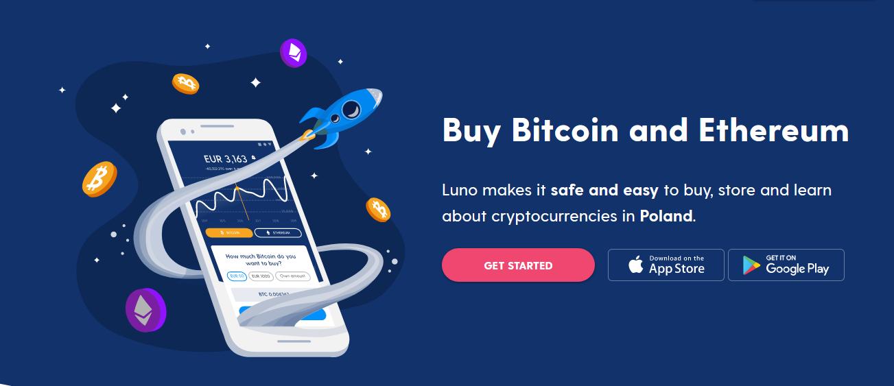 Darmowe €15 od Luno.com w promocji