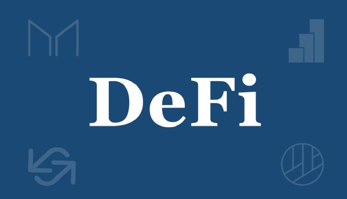 DeFi - zdecentralizowane finanse w pigułce