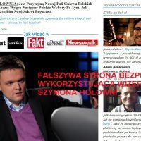 Kolejna ofiara oszustów – Szymon Hołownia