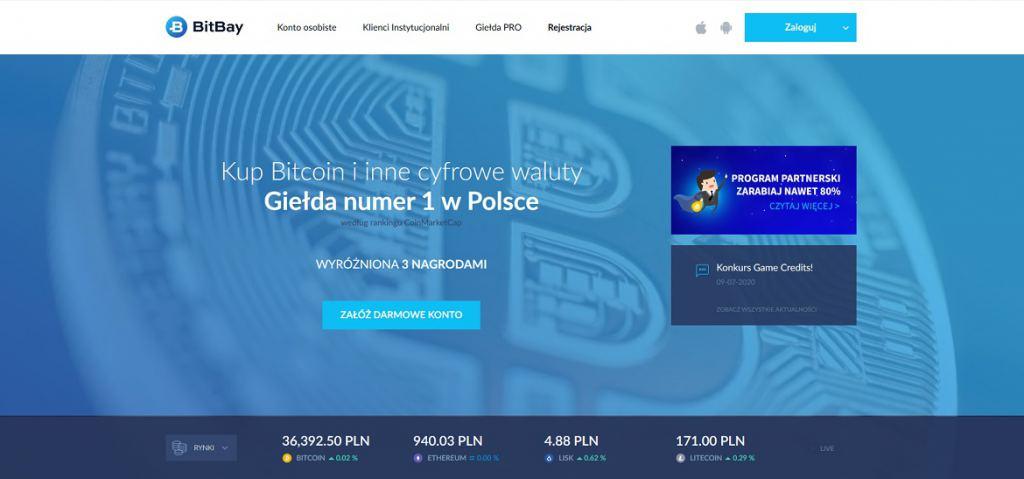 bitbay - zwycięzca rankingu giełd kryptowalut