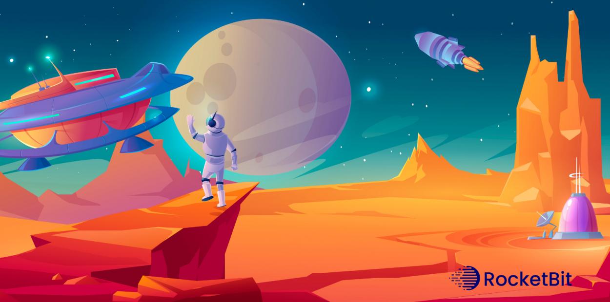 Z giełdą RocketBit przeniesiesz inwestycje w kryptowaluty na następny poziom