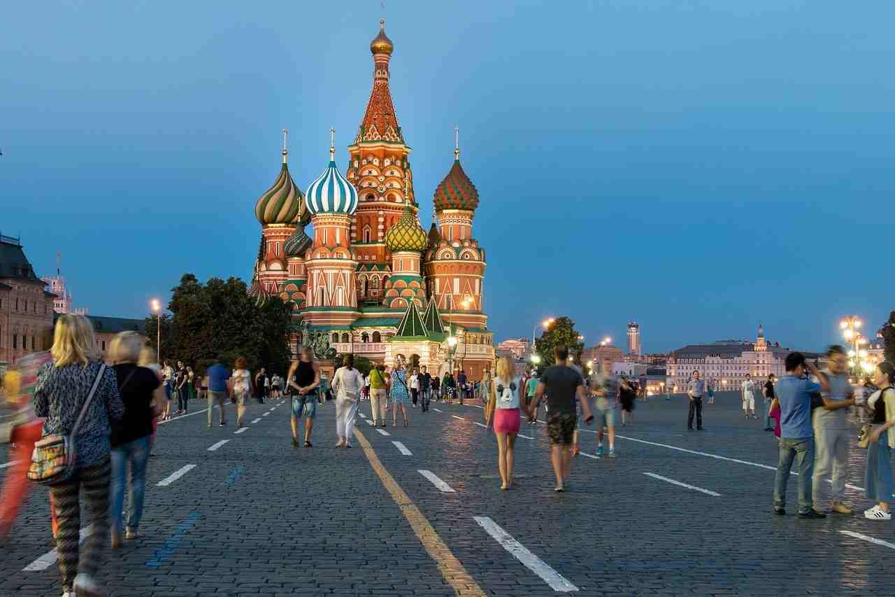 Rosja usuwa Binance z czarnej listy