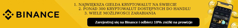 Inwestuj w kryptowaluty na giełdzie Binance