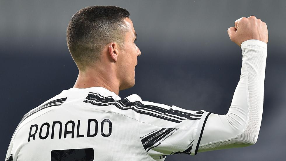 Cristiano Ronaldo otrzymał 770 tokenów JUV za swoje osiągnięcia