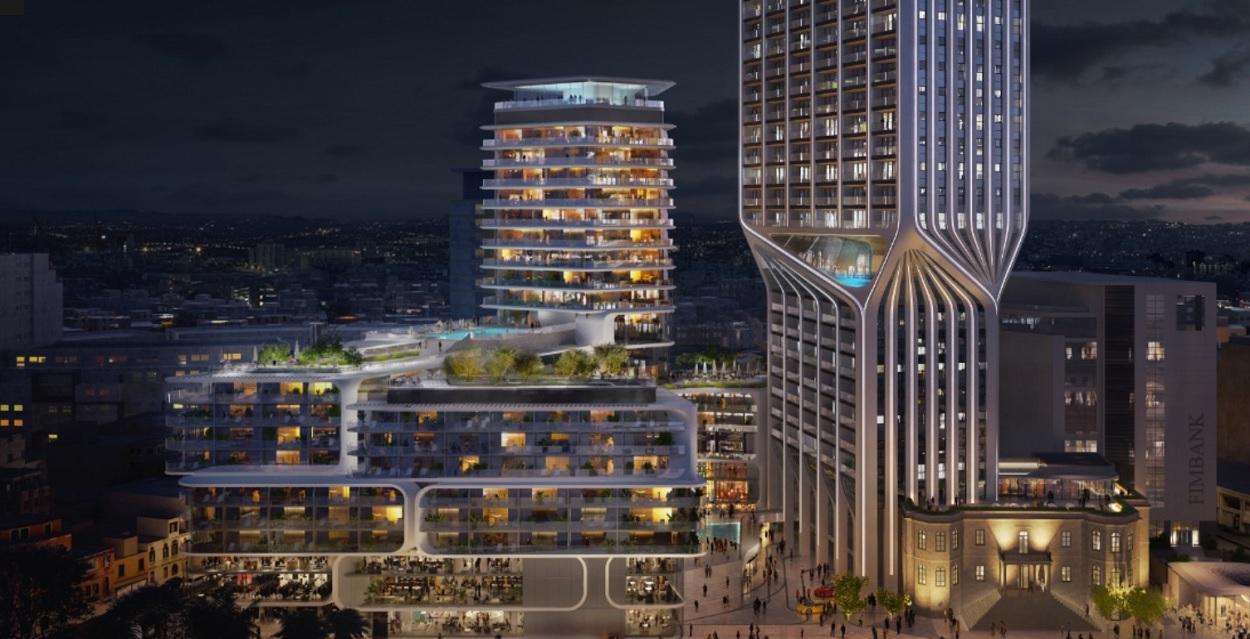 Maltańska firma deweloperska zaakceptuje Cardano za hipernowoczesne apartamenty