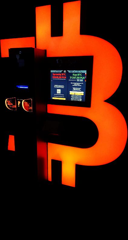Bankomat kryptowalut Shitcoins.club