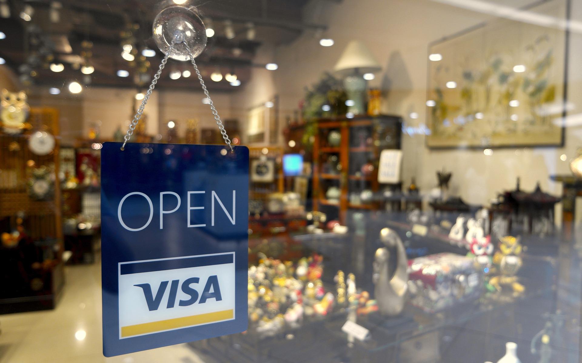 Dyrektor finansowy Visa mówi, że liczba krypto transakcji firmy spada