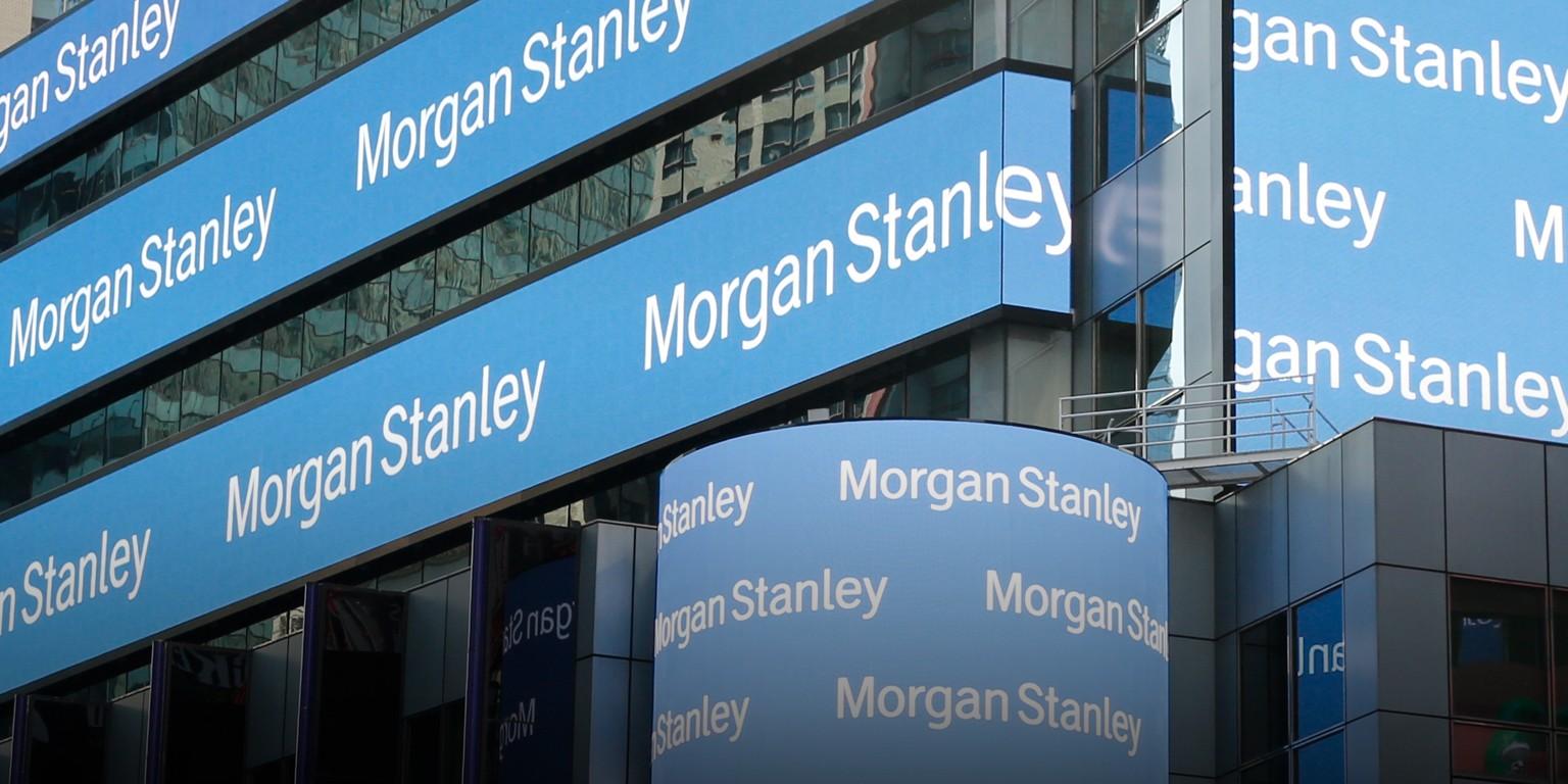 Morgan Stanley posiada ponad milion akcji Grayscale Bitcoin Trust