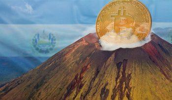 salwador wulkan bitcoin