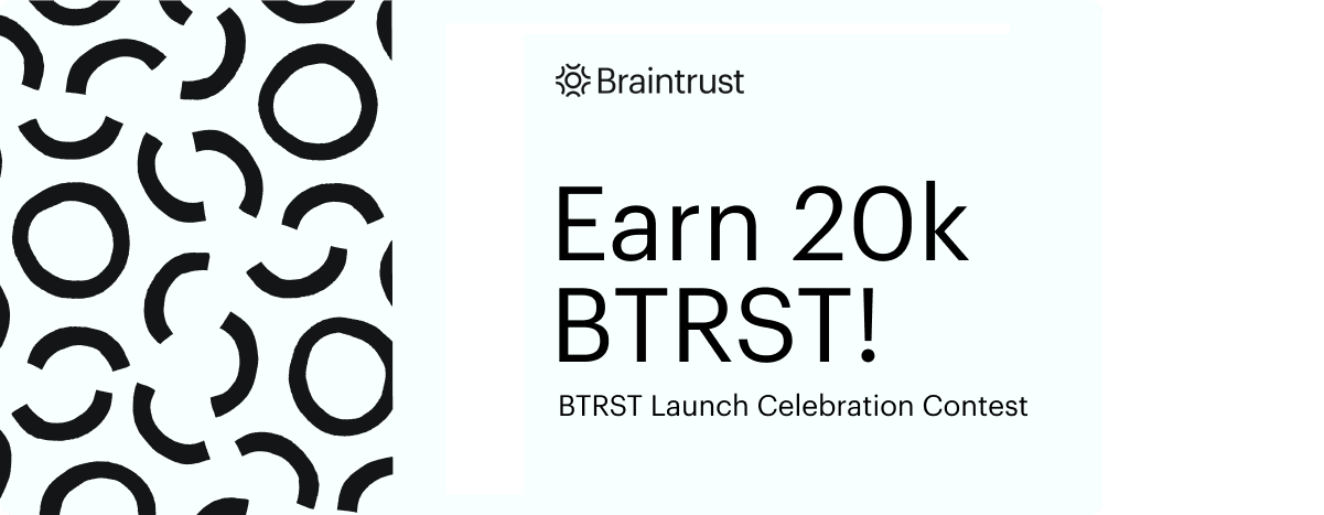 Konkurs od Braintrust - wygraj tokeny
